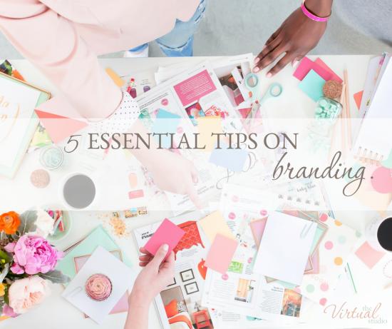 5 tips for branding
