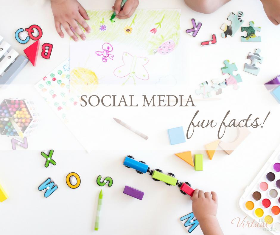 8 social media facts