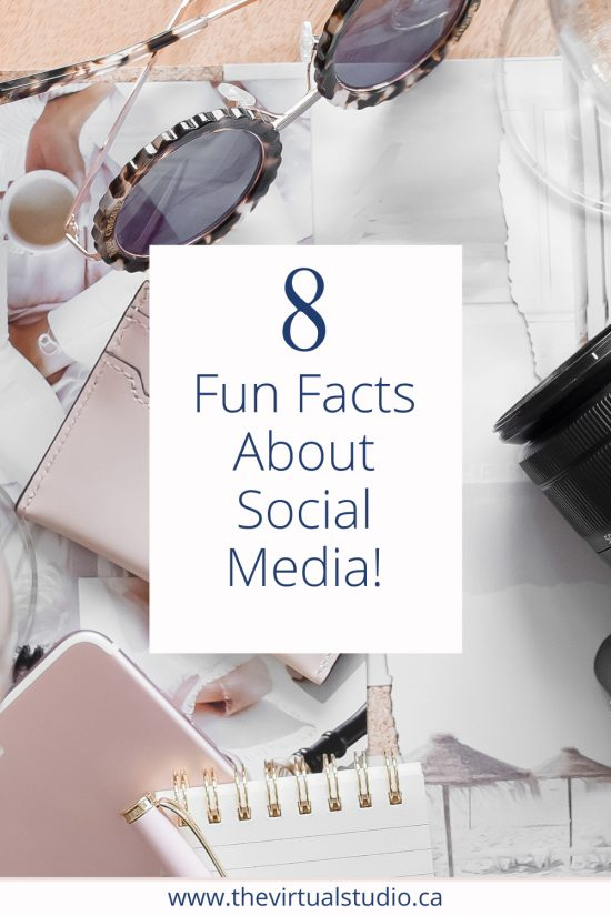 8 fun-facts about social media