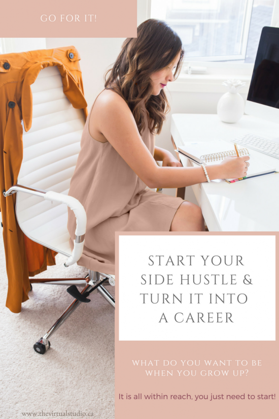 start your side hustle