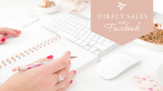 facebook and your direct sales business