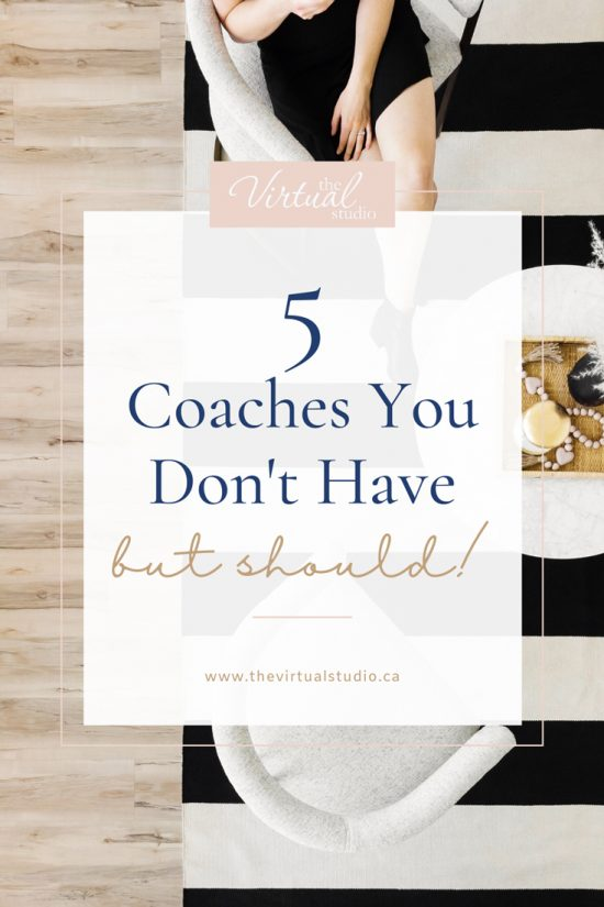 5 Coaches You Don't Have But Should