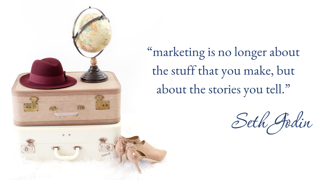 3 Ways to Market Your New Business. Seth Godin Quote