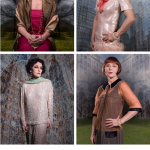 Self portraits from the artist Cindy Sherman