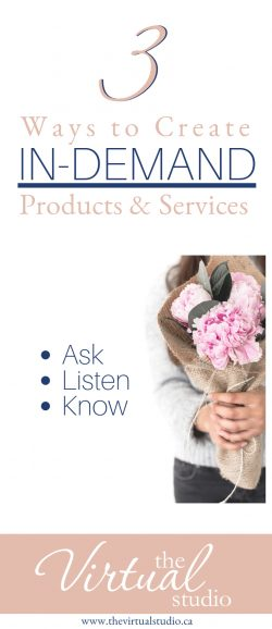 ask listen know