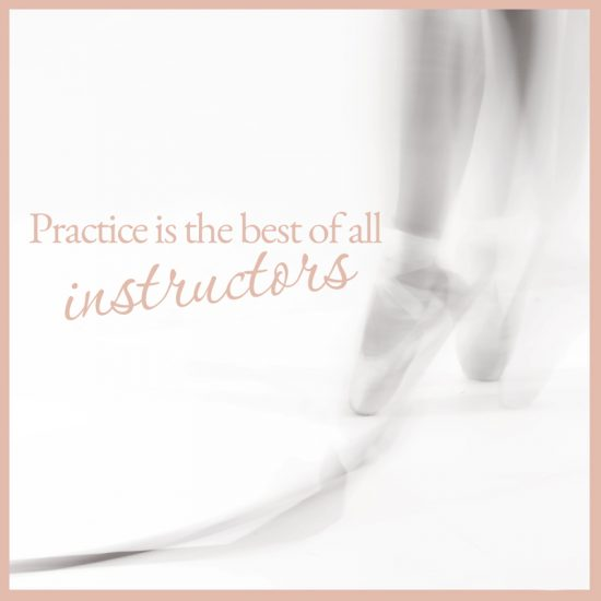 Practice makes the best instructor. Sales tips for reluctant salespeople