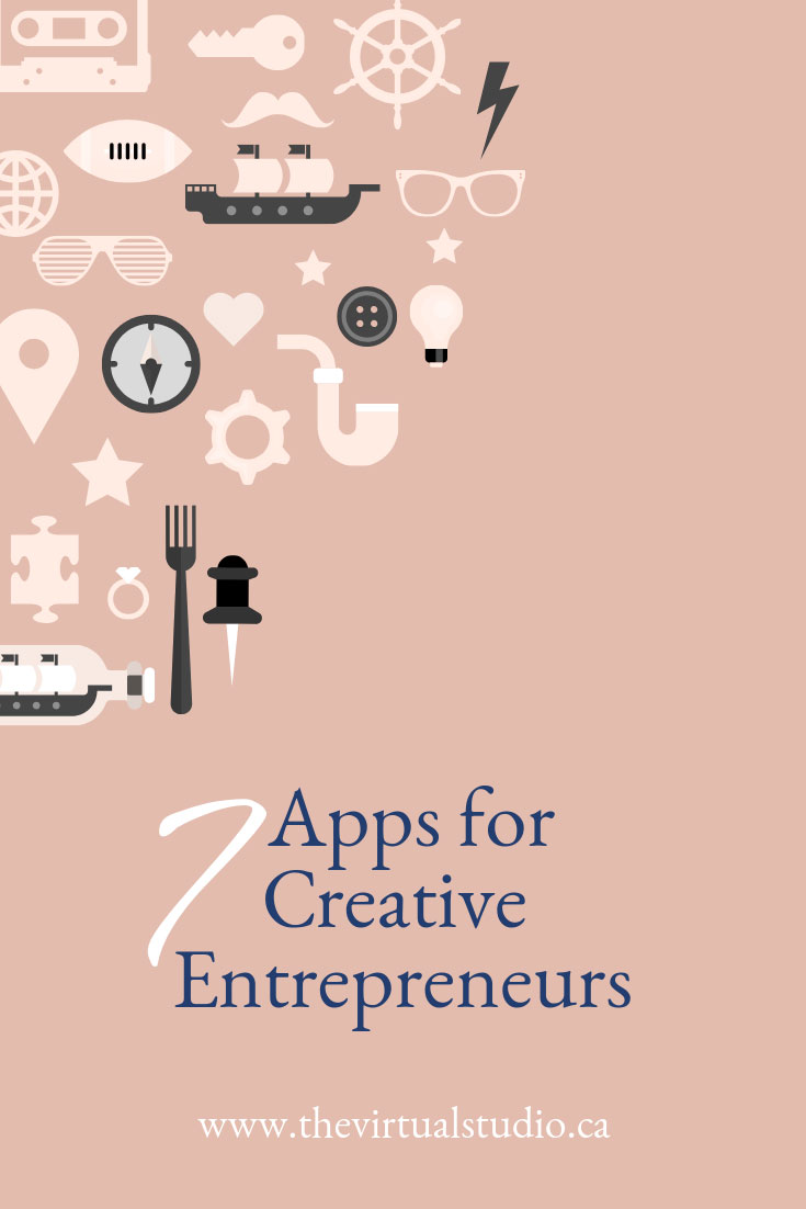 7 Apps for creative Entrepreneurs