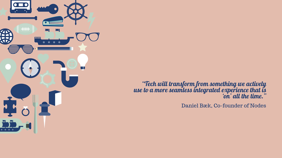 Daniel Bæk quote Apps for Creative Entrepreneurs