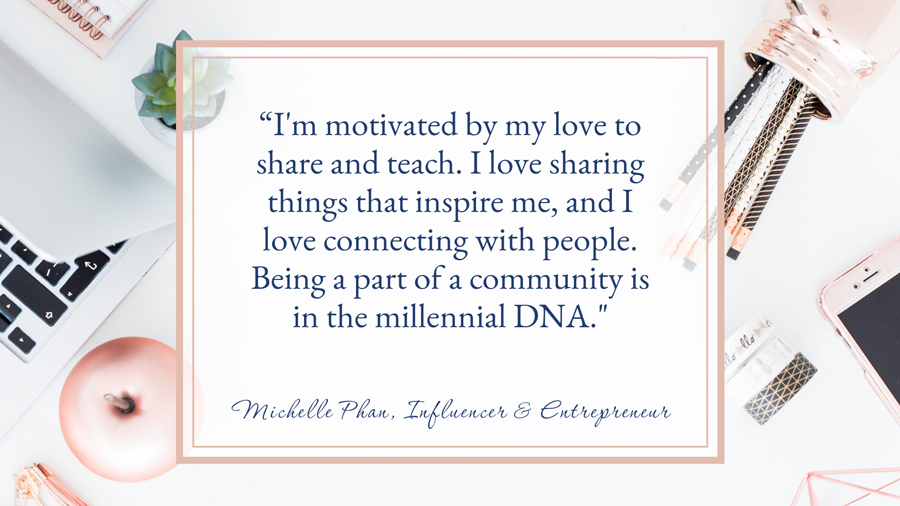 quote from michelle phan