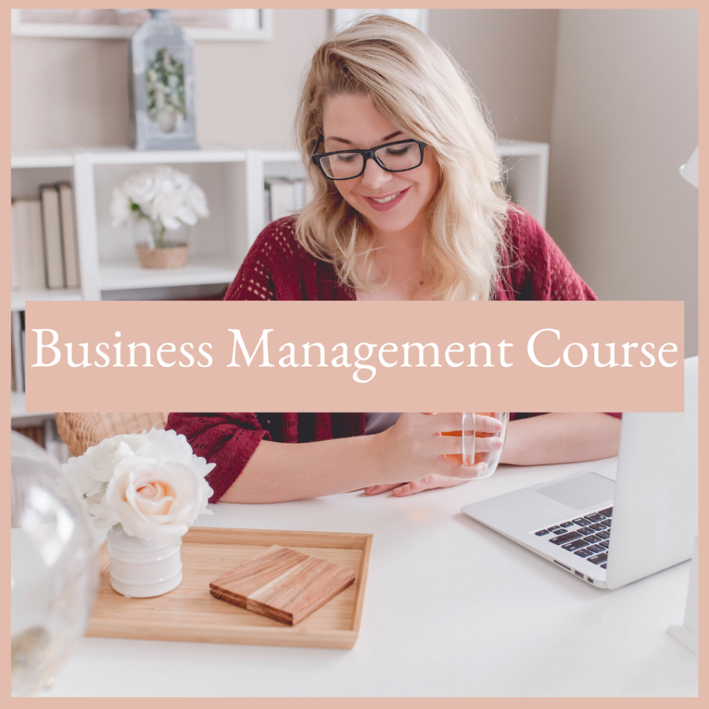 business coach Joelene Mills business management course resources