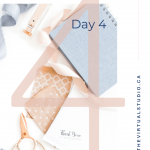Day 4 of the 30 Day Blogging Challenge!