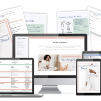 Art of business Start your own business bundle stack