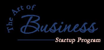 The Art of business, business training, Business Training for new Entrepreneurs, logo, start up program