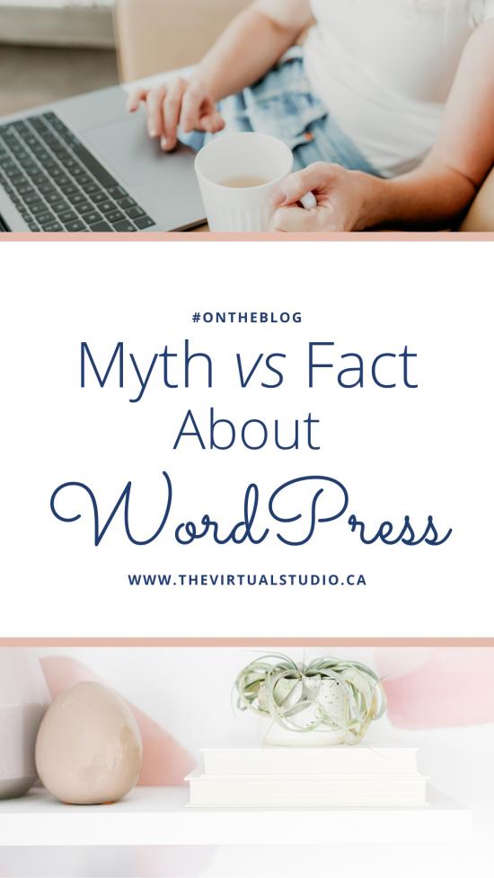 myth vs fact about wordpress