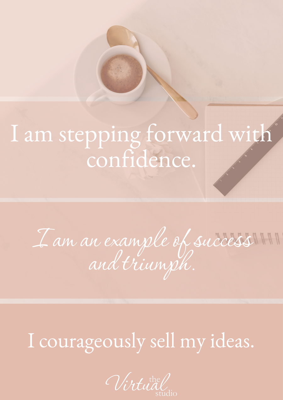 Affirmations for Starting a New Business