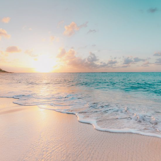 Creating a Vision Board Visualization Tools - photo of a beach