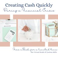 creating cash quickly