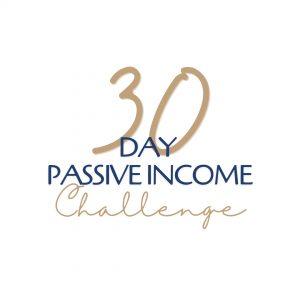 30 day passive income challenge