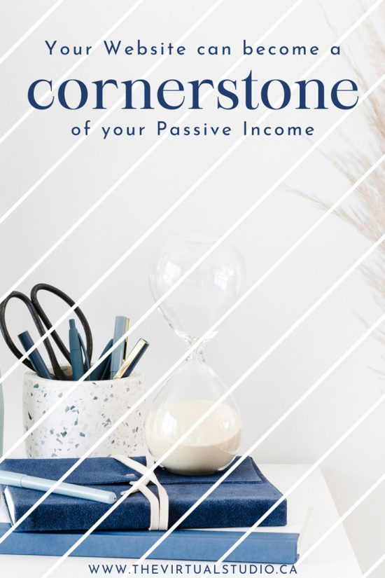 pass, cornerstone of your passive income