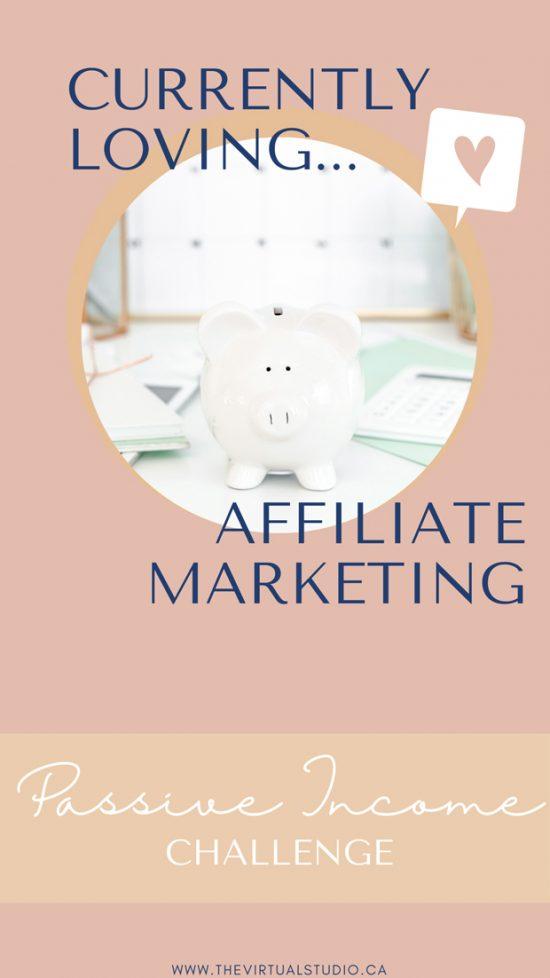 affiliate marketing for passive income challenge day 5