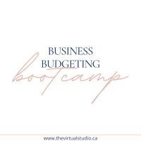 business budgeting bootcamp
