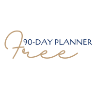 free 90 day planner